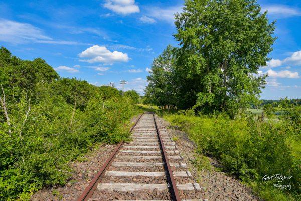Gleise bei Ostelsheim 1