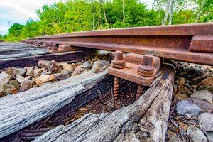Schienenbefestigung