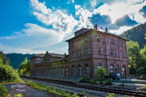 Alter Bahnhof Calw