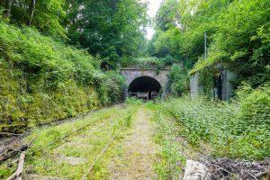 Forsttunnel Ostportal